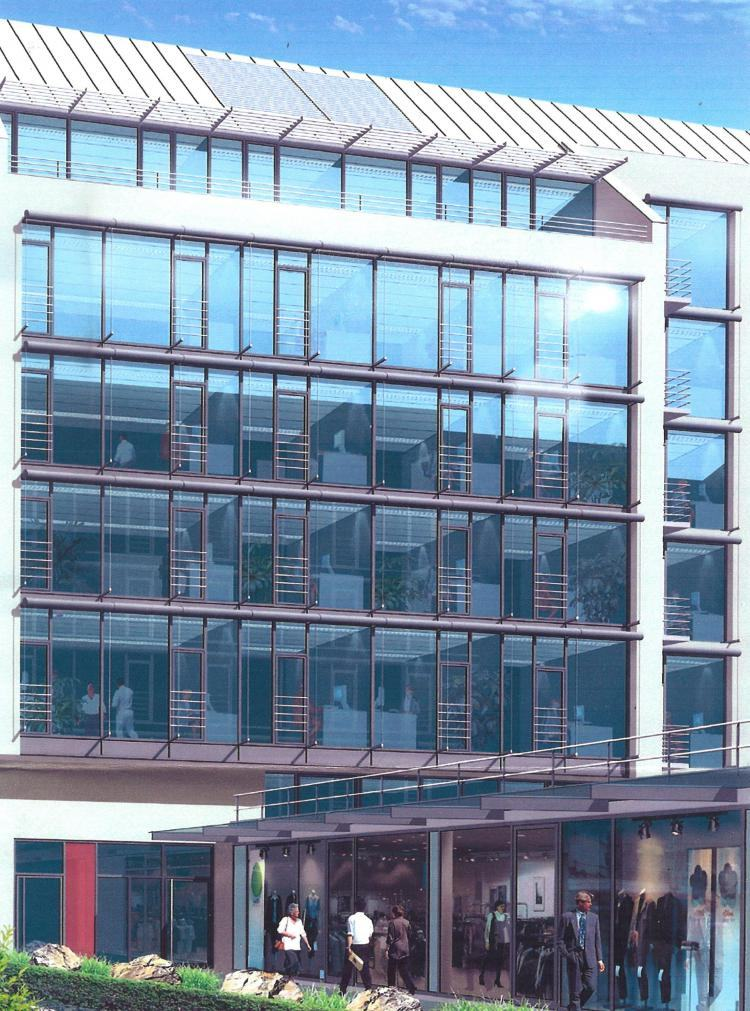 Mietfläche im Gartenhaus am Promenadeplatz